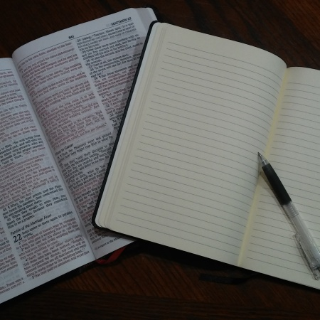 Bible and Writing